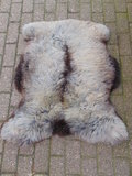 V04P70, 107x86cm, dik breed schapenvacht_