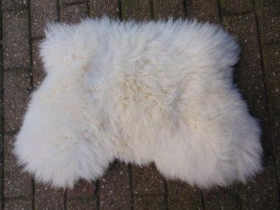 KV11P69, klein dik schapenvacht, 75x57cm, S