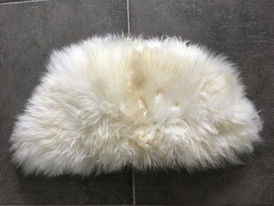 KV4P71, klein dik schapenvacht, 70x38cm, S