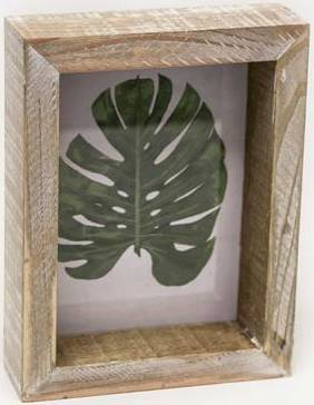 Fotolijst antique grijshout 13x18