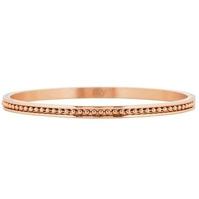 Dots Bangle - Rose