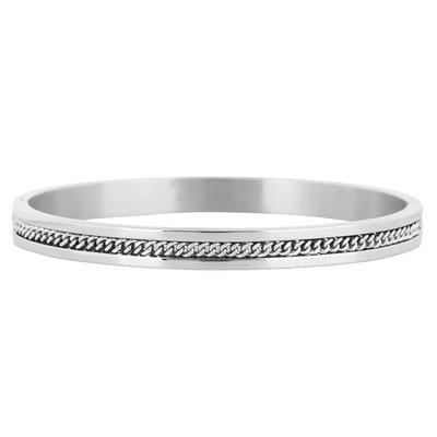 Chain bangle - Silver