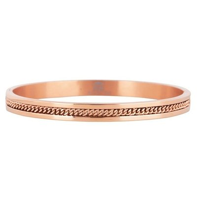 Chain bangle - Rose