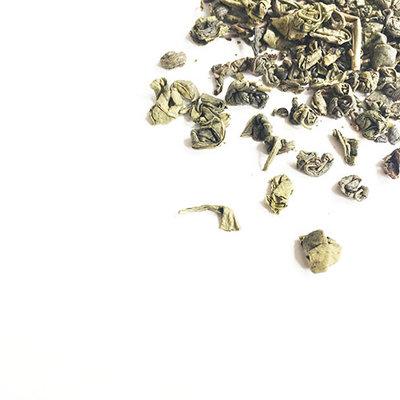 No. 201 Gunpowder Green BIO 50 gram