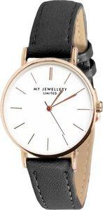My Jewellery Limited Watch Black - Rose