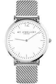 My Jewellery Limited Watch 2.0 - Silver
